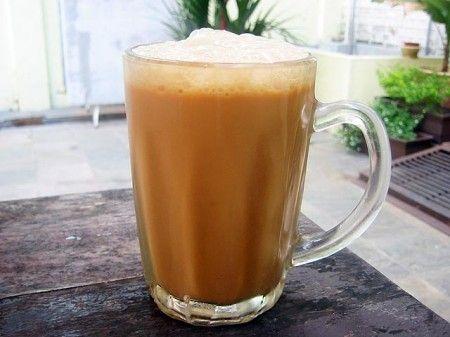 Teh Tarik Tea With Condensed Milk Drinking Tea Singapore Food Food
