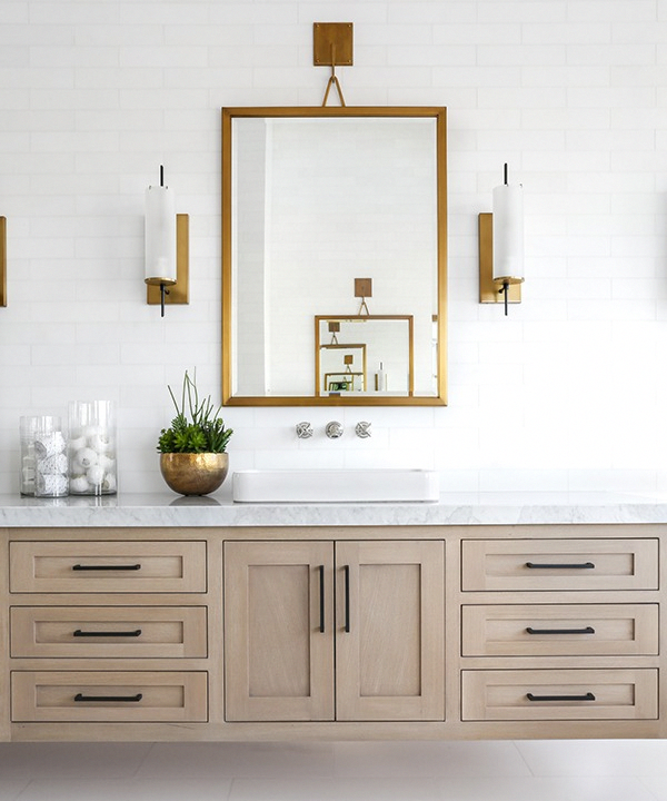 How to Mix Metals in Your Home for a Subtle but Eclectic Touch