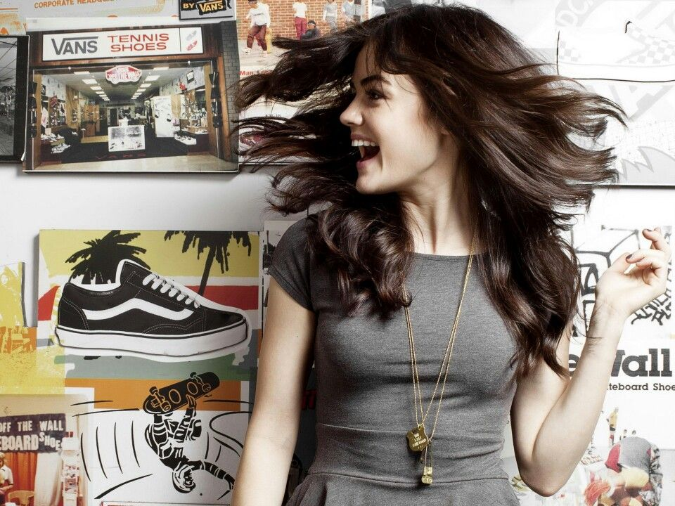 Lucy hale❤