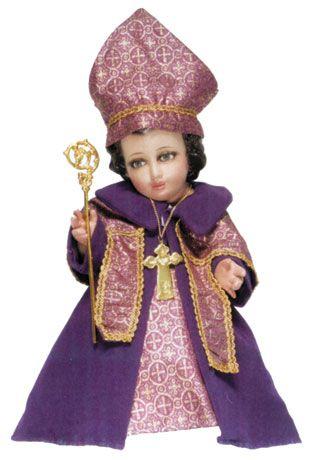 Nino Dios Vestido Trajes De Nino Dios Ninos De Dios