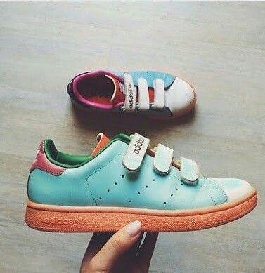 adidas stan smith velcro couleur