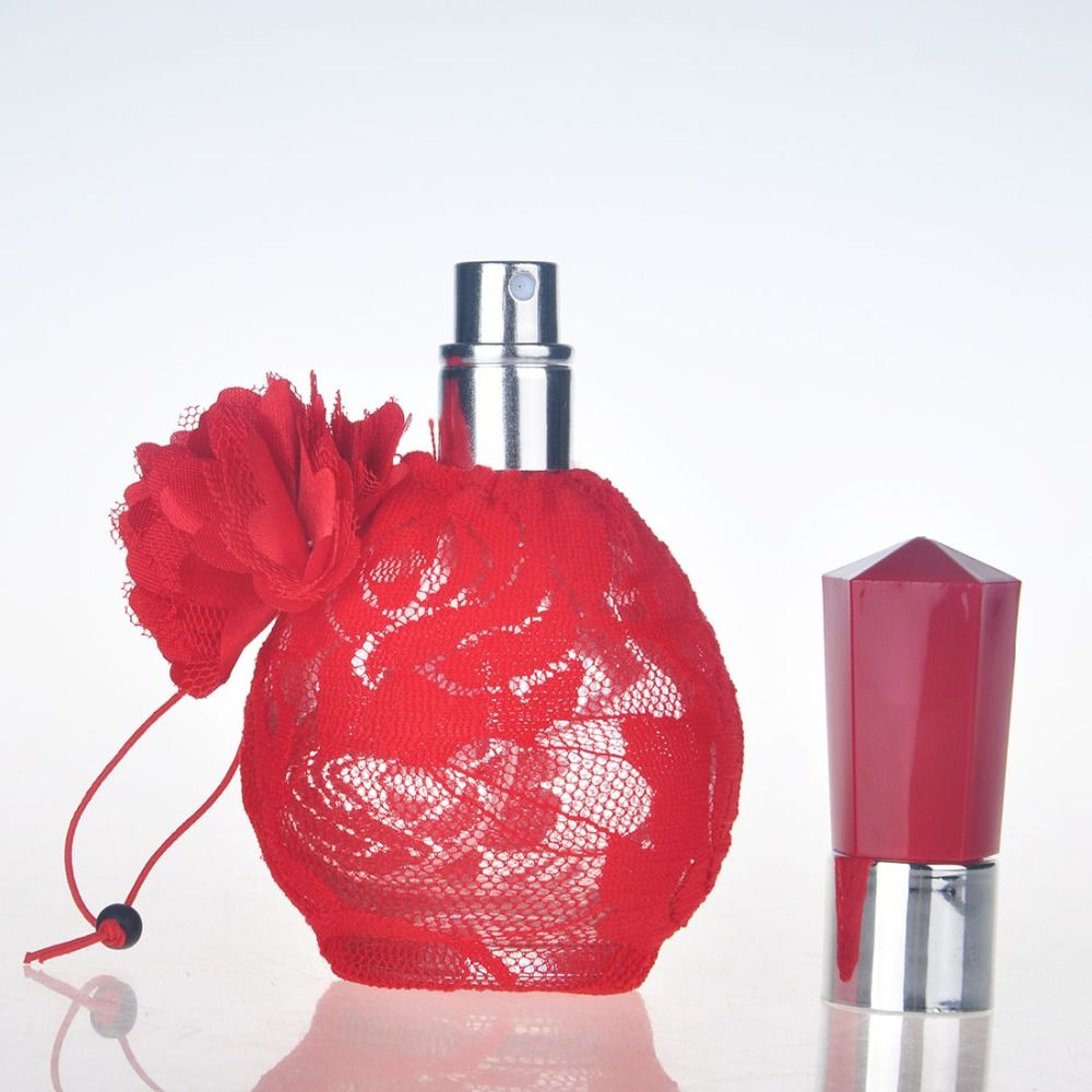 60 Botol Parfum Refillable Atomizer Spray Empty Perfume