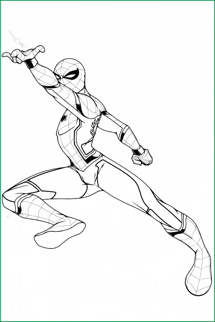 Avengers Spiderman Civil War Coloring Pages For Kids Avengers Spiderman Civil War Colorin Spiderman Coloring Captain America Coloring Pages Spiderman Civil War