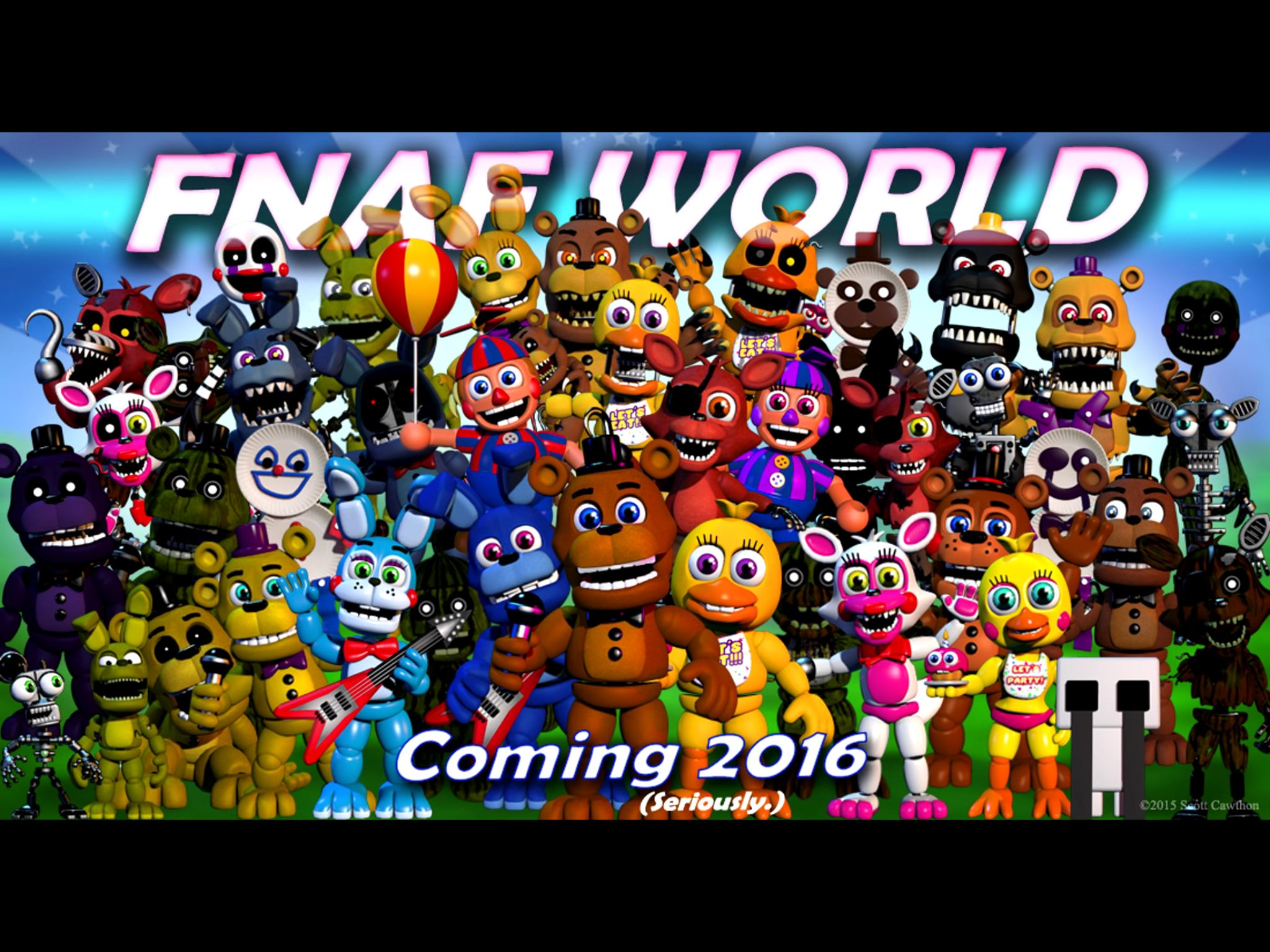 Attention Fnaf Fans The Final Picture Is Here All Of