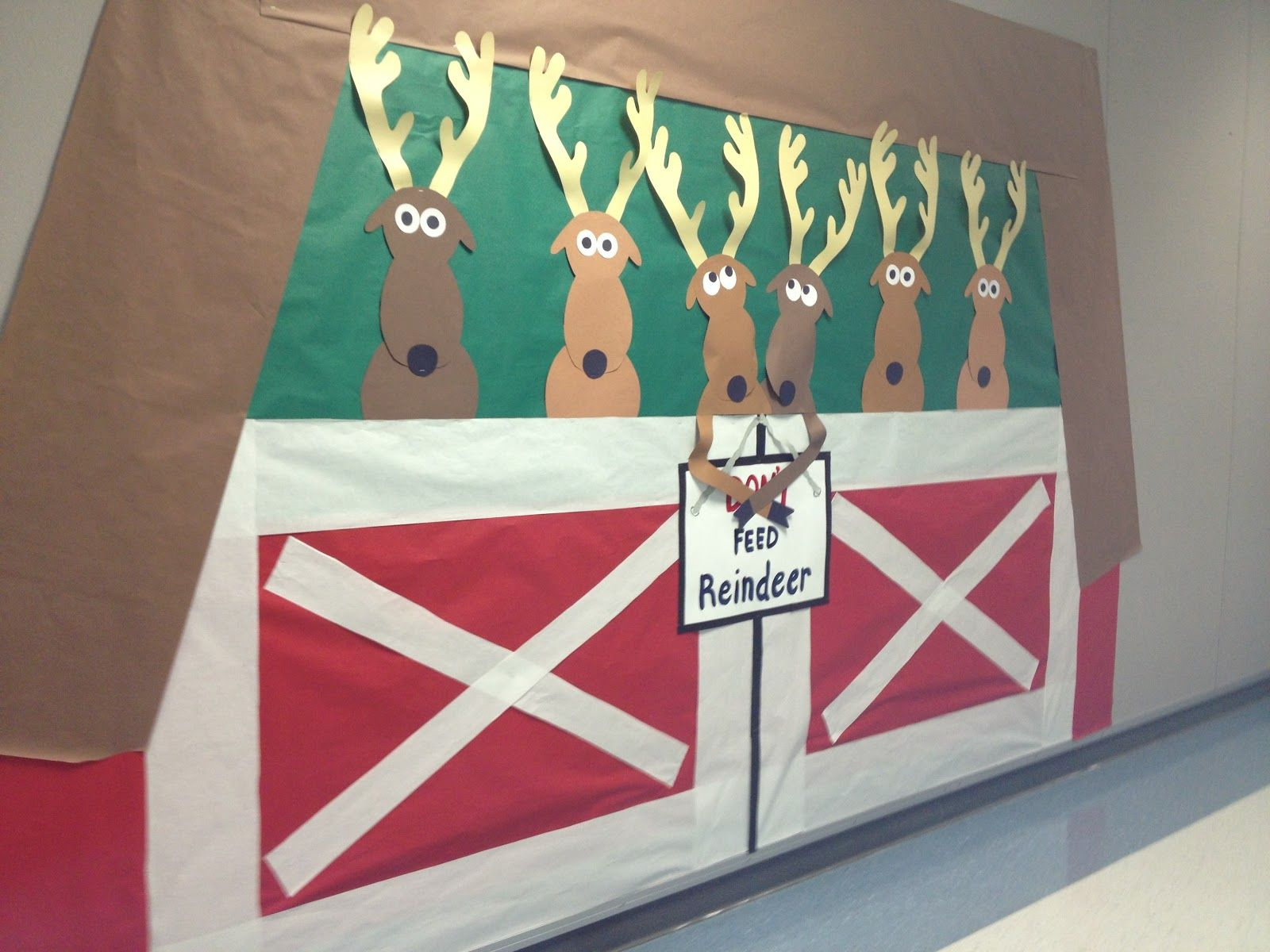Winter Bulletin Board Ideas | The Centered School Library ...