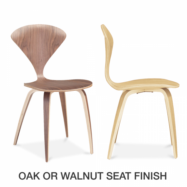 Nice X2 Style Natural Oak Chair   From My Haus UK