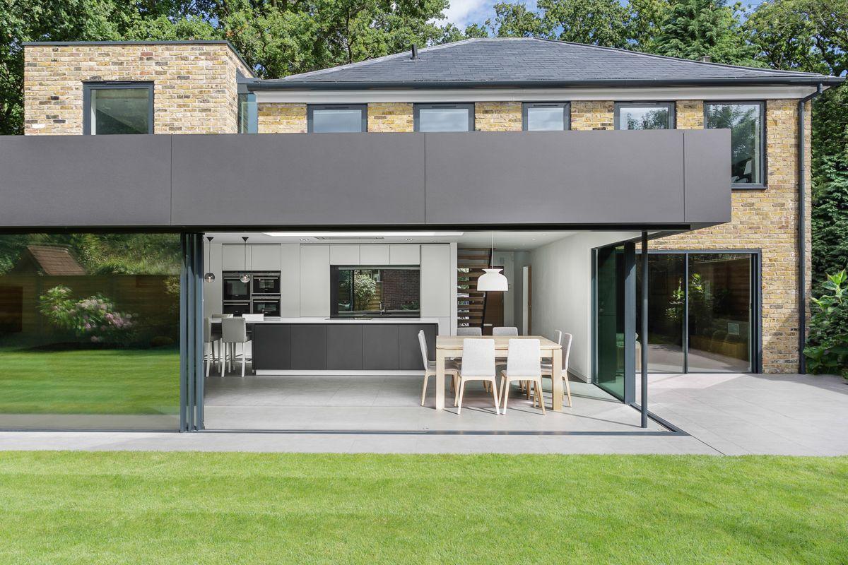 Ardesign Richmondhouse 6 Design Milk Georgian Homes House Extension Design House Design