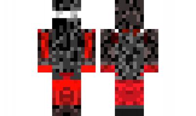 minecraft skin Ultraspider223