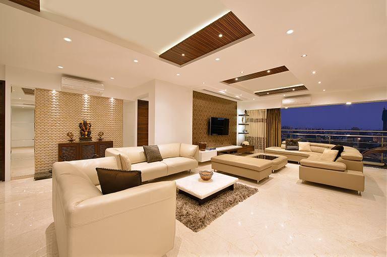 Living Room Designs Mumbai an apartment building in chembur, mumbai, designedmilind pai