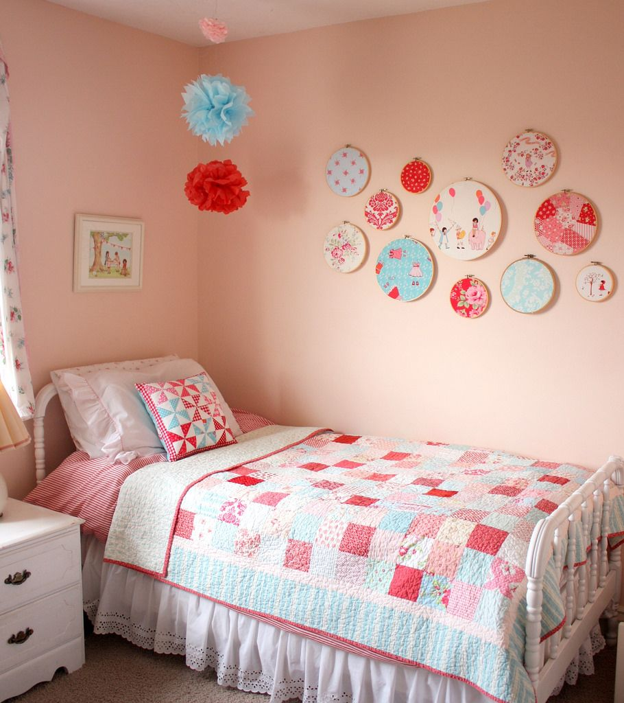 Red Pink Aqua Bedroom 30 Girls Bedroom Decorating Ideas Which Are  Sensational