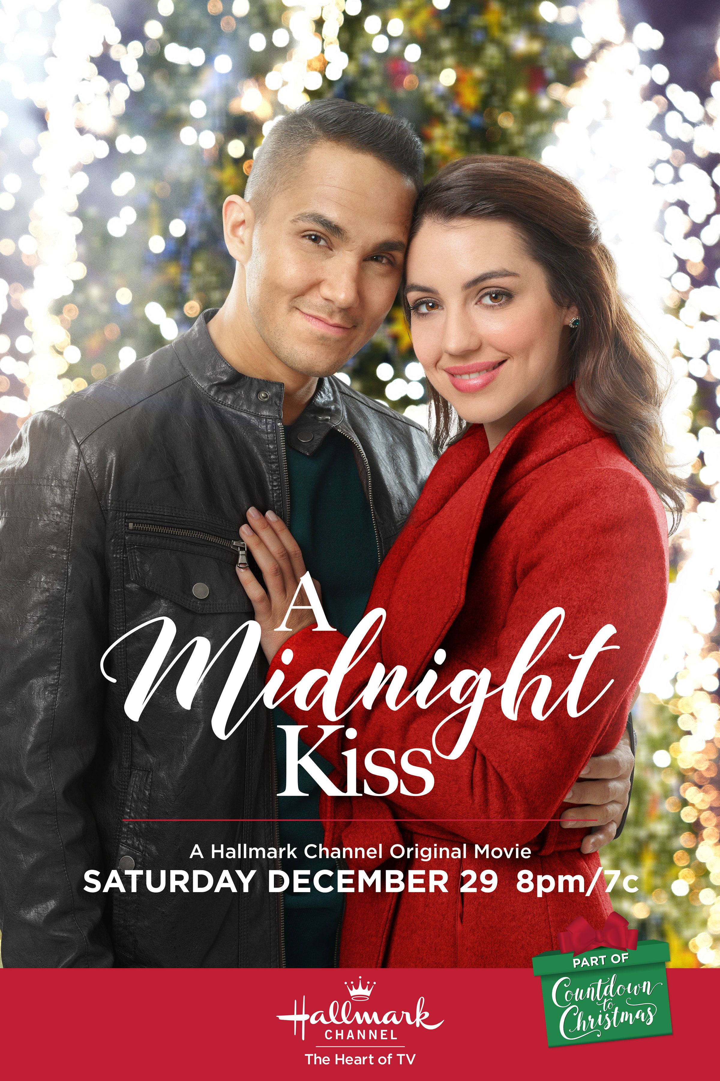 Adelaide Kane Makes Her Countdown To Christmas Debut With Carlos