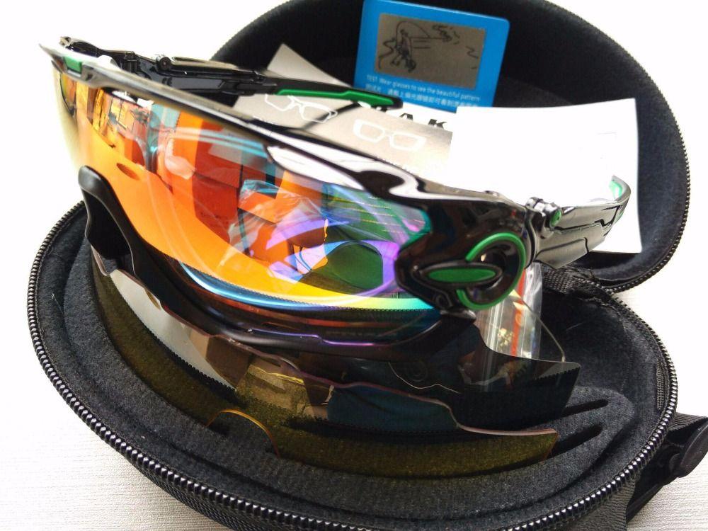 Polarized Jbr Brand Cycling Sunglasses Mans Mountain Bike Goggles