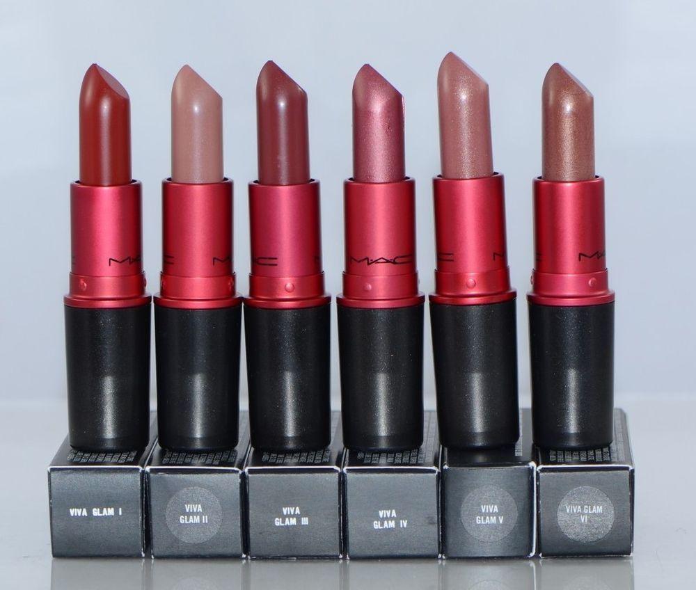 Mac Viva Glam: Lips | eBay | marissa's christmas ...