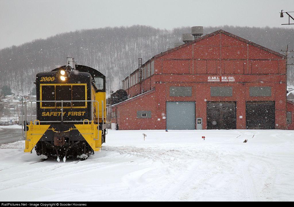 Conemaugh & black lick railroad