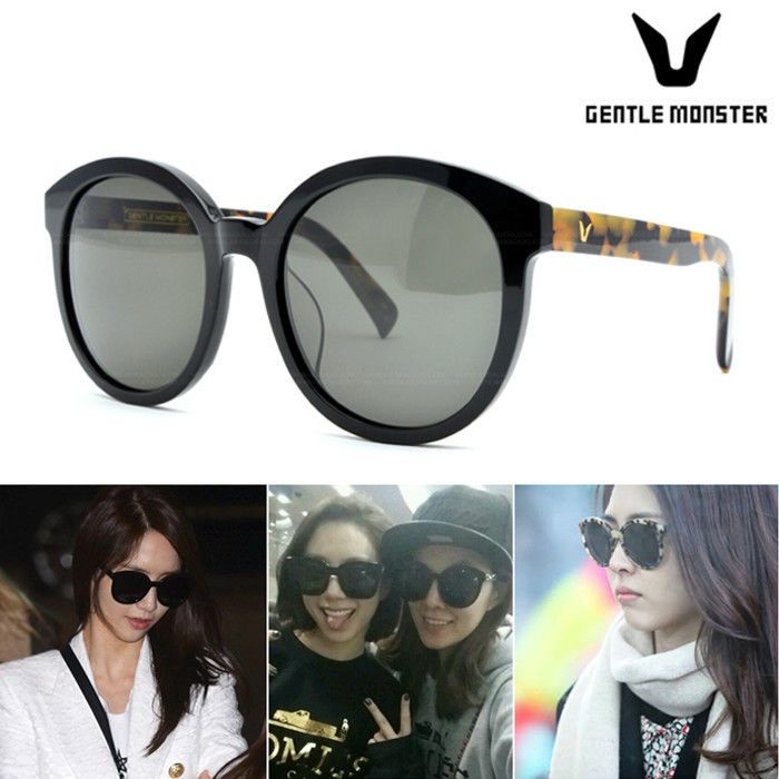 d641a33b0c You who came from the star GIANNA JUN GENTLE MONSTER Sunglasses Roman  Holiday