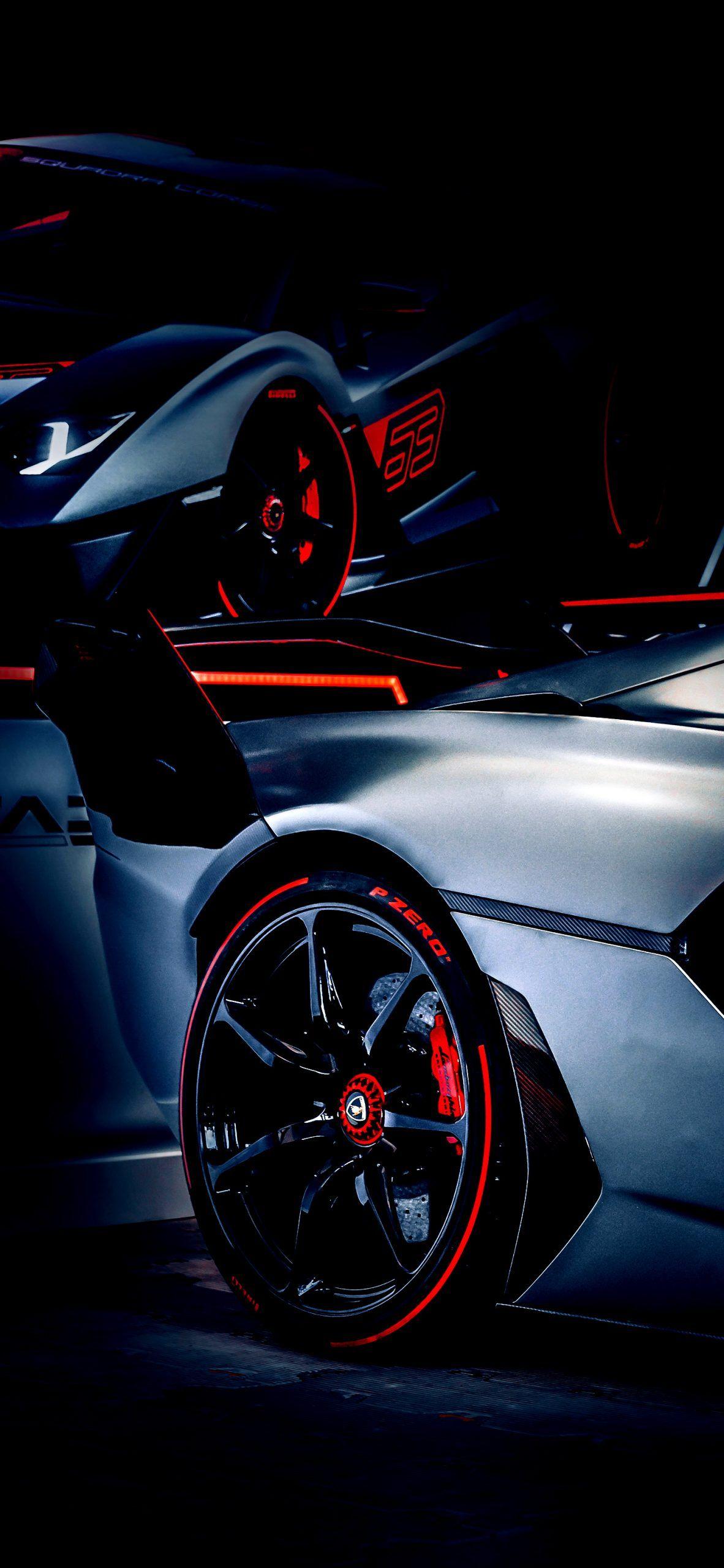 Lamborghini Aventador 2 Amoled Wallpaper In 2020 Car Iphone