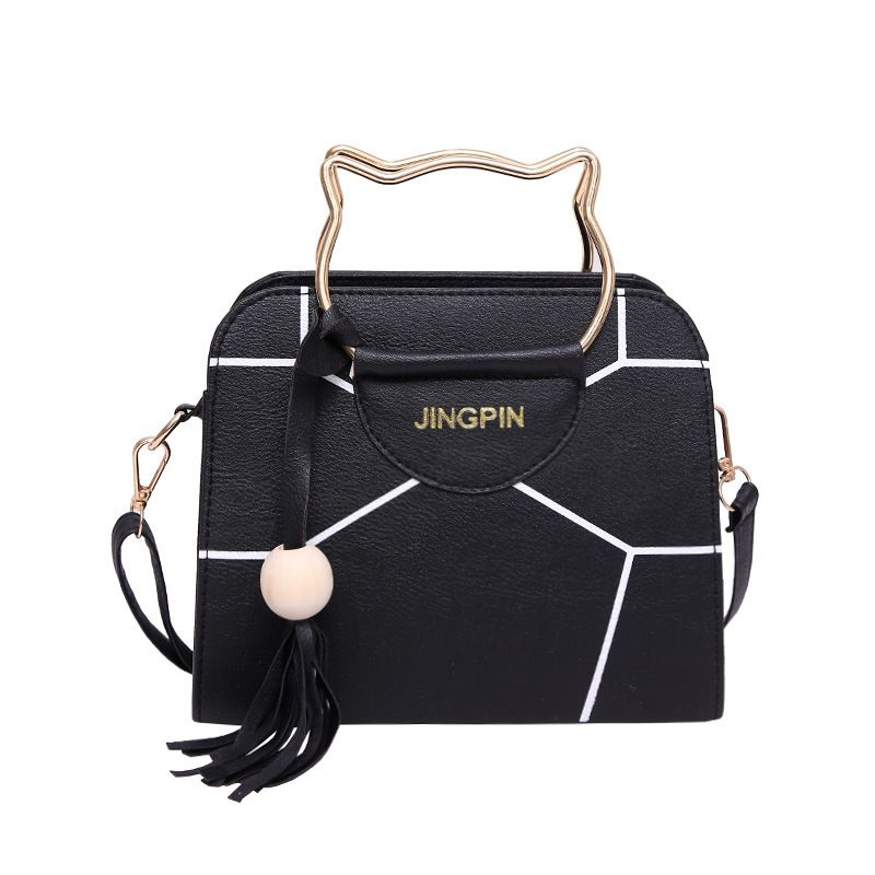 70f4cccddde03 Cheap bolsa feminina, Buy Quality fashion shoulder bags directly from China shoulder  bags Suppliers: 2017 New Fashion Women Messenger Bags Splice Leather ...