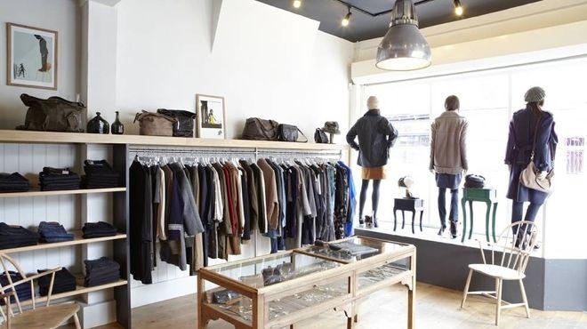 Shop Arrangement Shops Fashion Boutique Independent