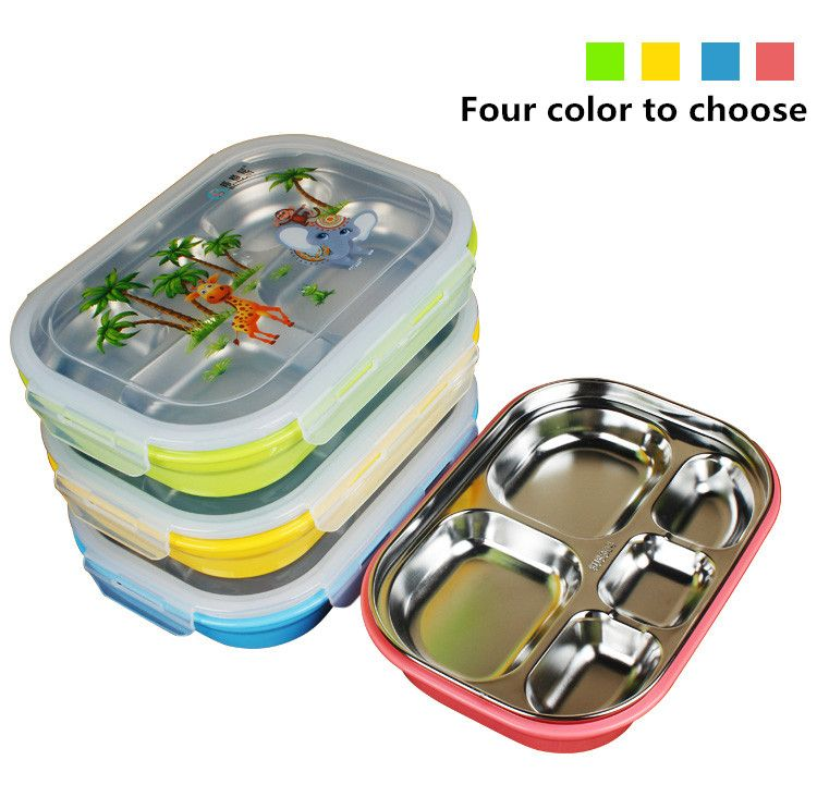 Time To Source Smarter Kids Lunchbox Food Storage Containers Food Carrier