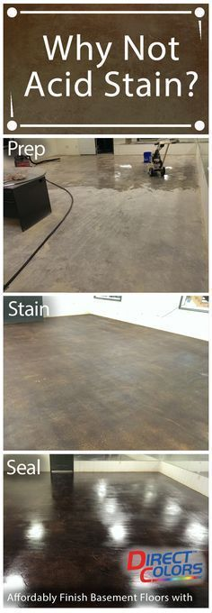 Acid staining basement floors is both an affordable and unique acid staining basement floors is both an affordable and unique option for homeowners do it yourself or hire a contractor youll be glad you did f solutioingenieria Gallery