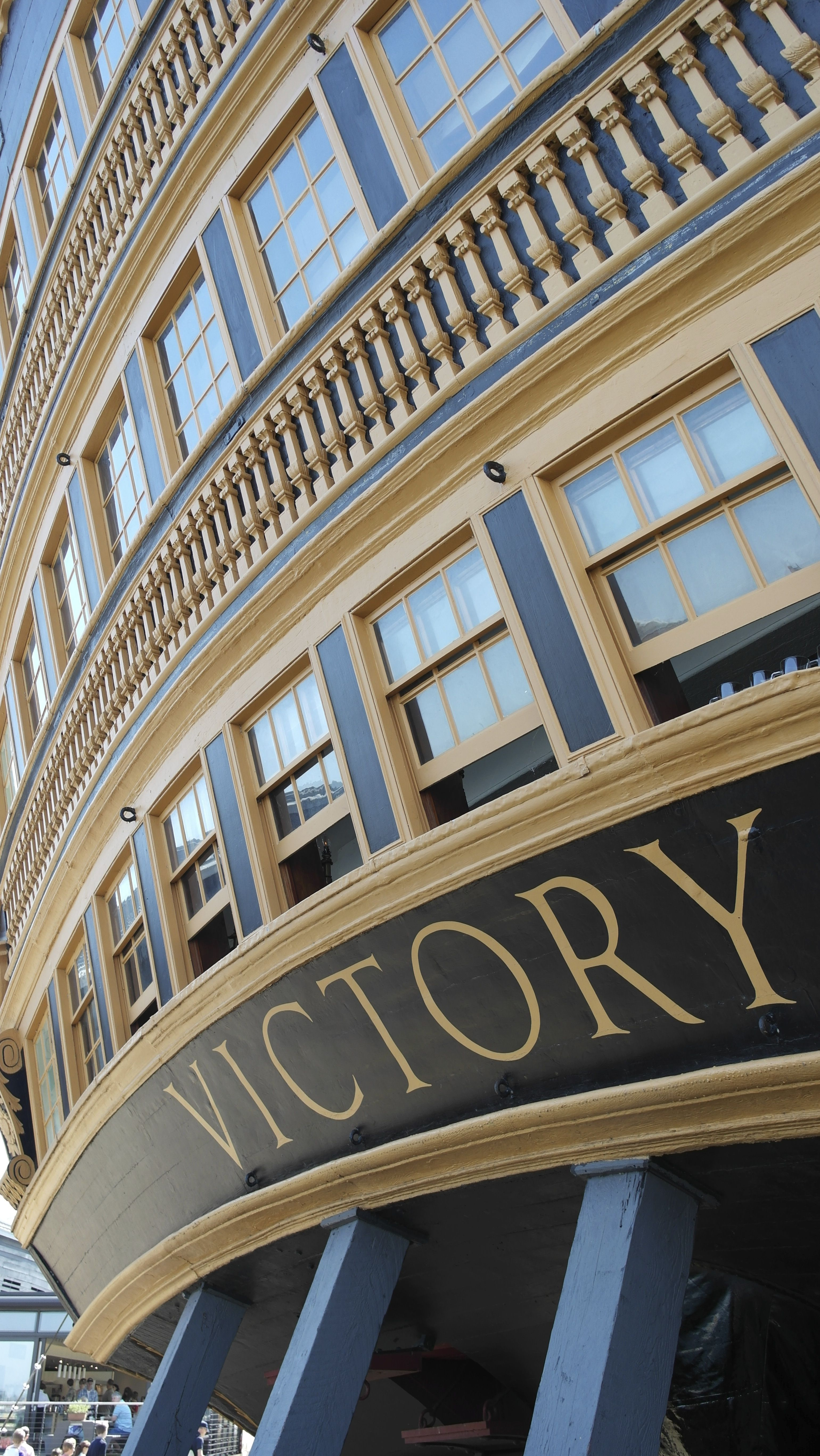 H M S Victory Portsmouth Old Sailing Ships Hms Victory