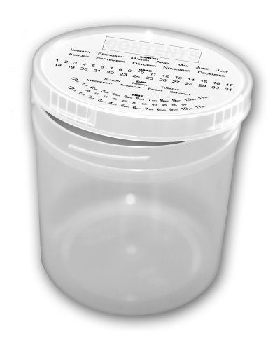 Don T Fah Get 1 Cup Twist To Lock Food Storage Container By Don T Fah Get 6 99 Great For Food Storage Containers Plastic Food Containers Erasable Markers