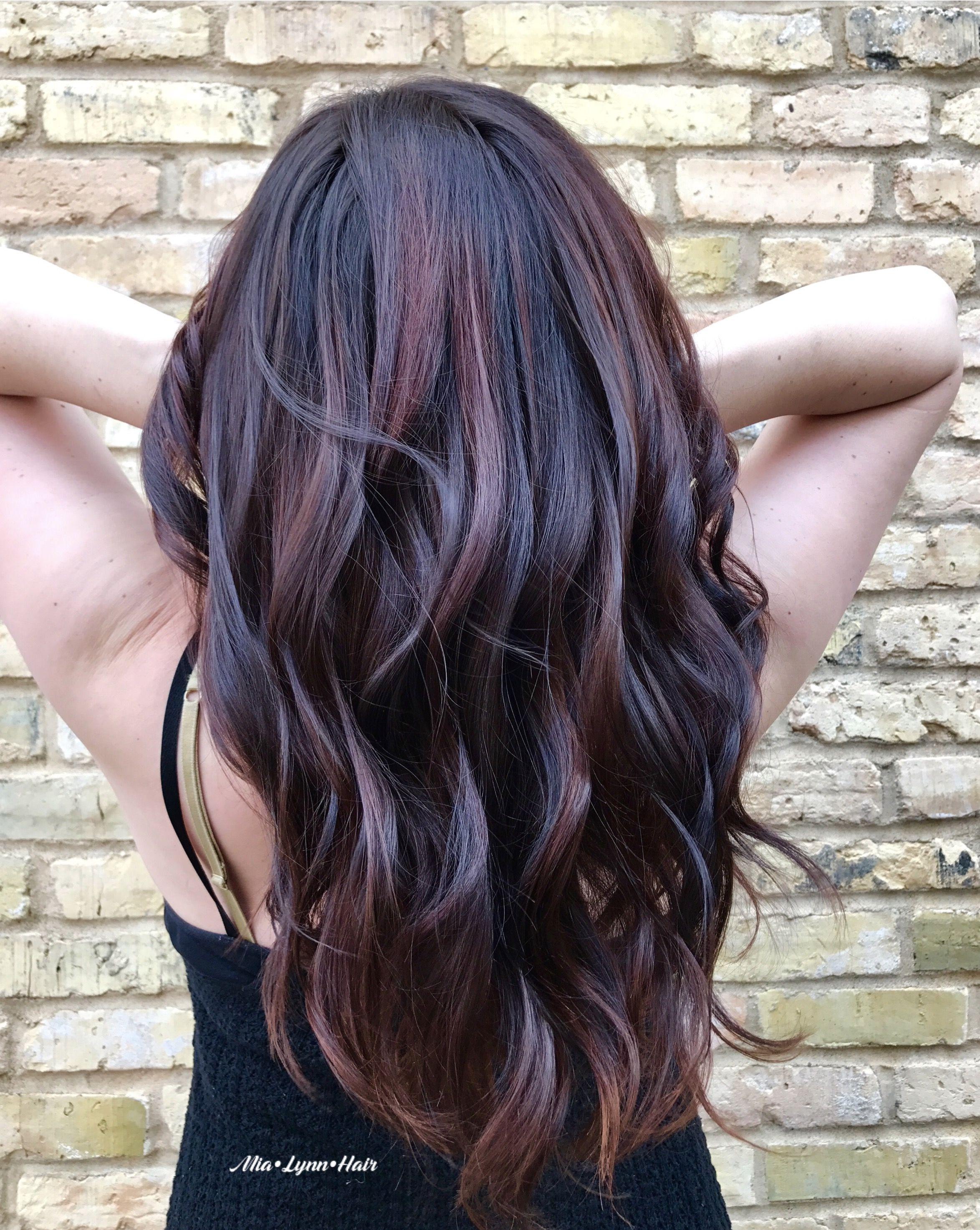 Red hair auburn hair dimensional red balayage red balayage face