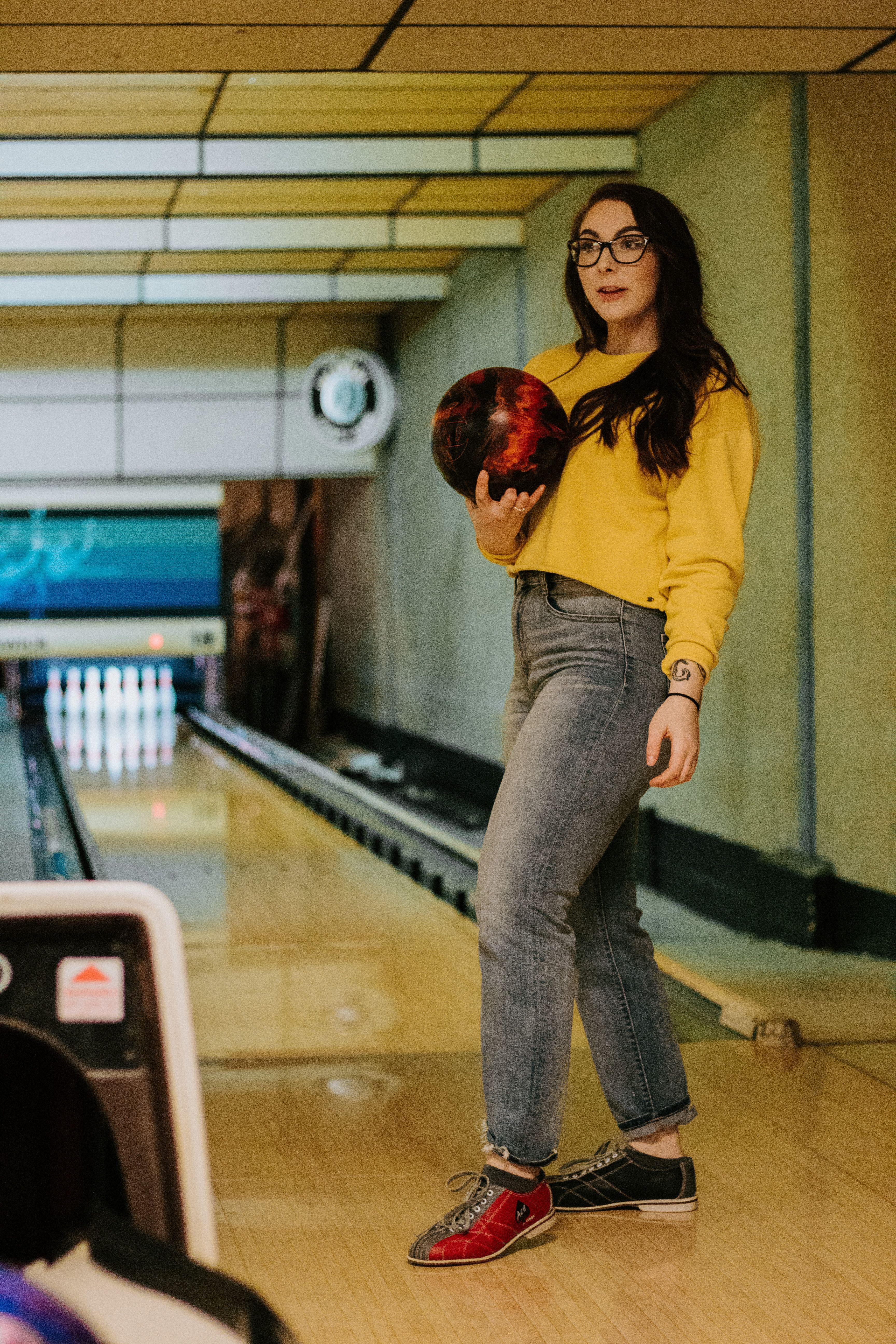Let S Go Bowling Vintage Photoshoot Types Of Fashion Styles Photoshoot