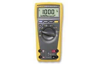 Fluke 179 True Rms Digital Multimeter Multimeter Electrical Safety Electrical Tools