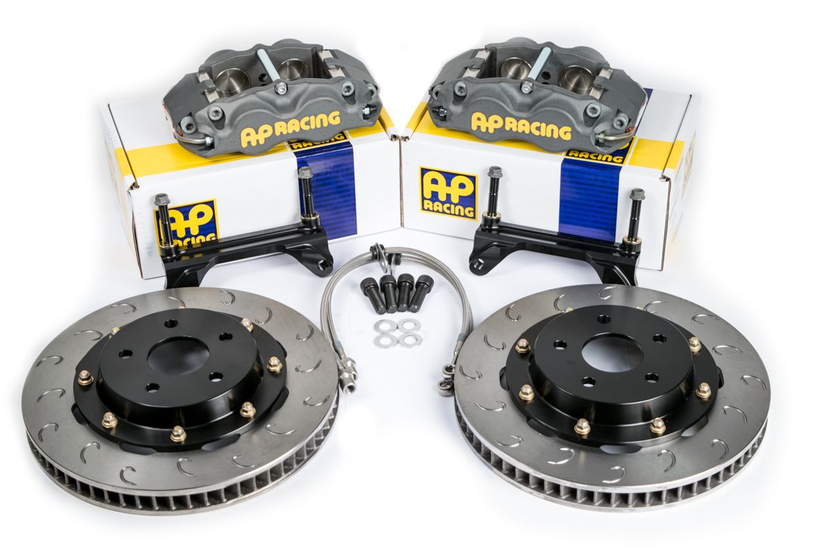 Essex Designed Ap Racing Competition Brake Kit Front Cp8350 325 Ford Focus Rs St Essex Parts Services Inc Ford Focus Rs Performance Parts Ford Focus