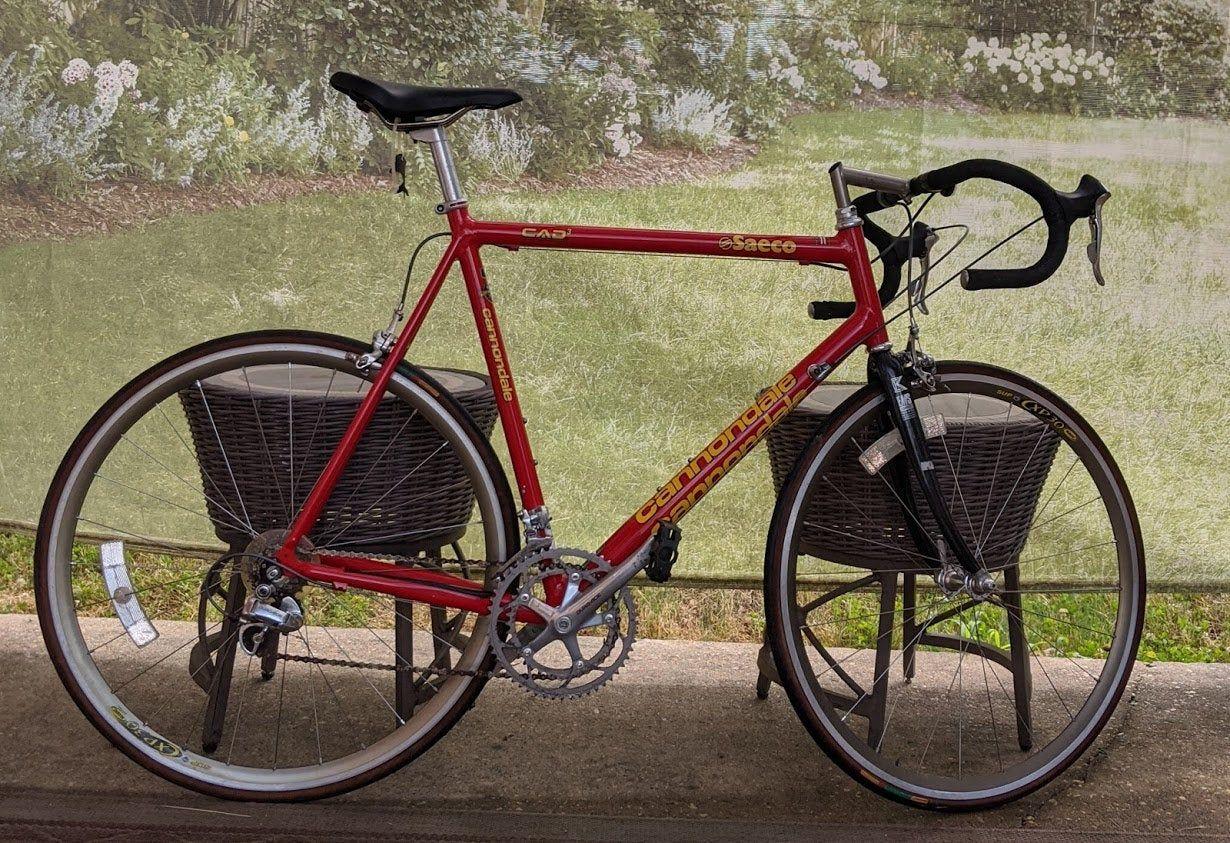 1993 Vintage Cannondale Saeco Cad3 Bicycle Vintage Cannondal Etsy In 2020 Vintage Bike Cannondale Vintage Cycles