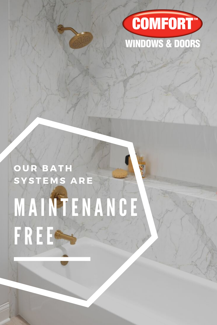 Are You Sick Of Spending Valuable Time And Hard Earned Money Trying To Get Your Shower To Look Clean Say Goodbye To Bathrooms Remodel Mold And Mildew Comfort