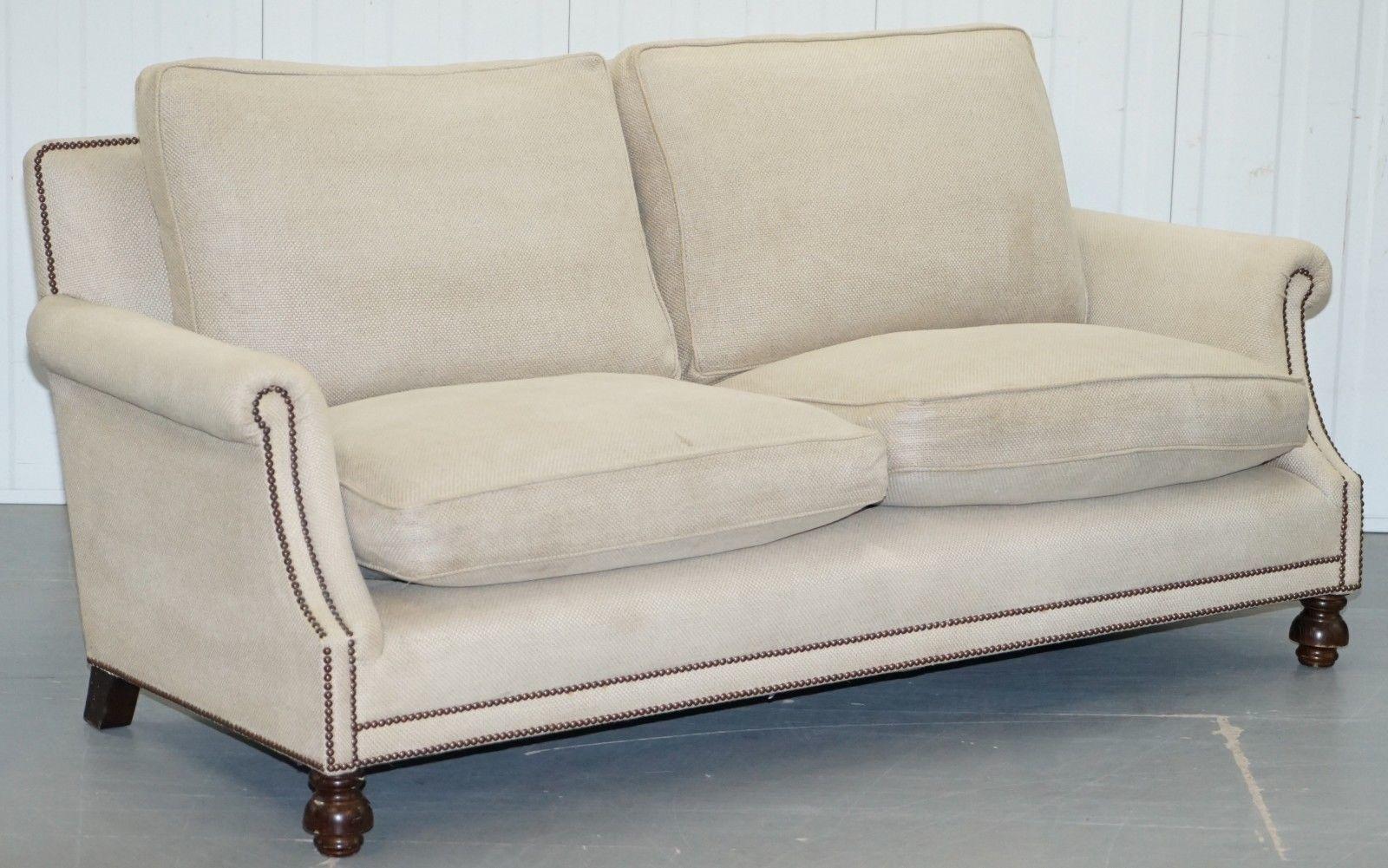 George Smith Arran Three Seater Sofa