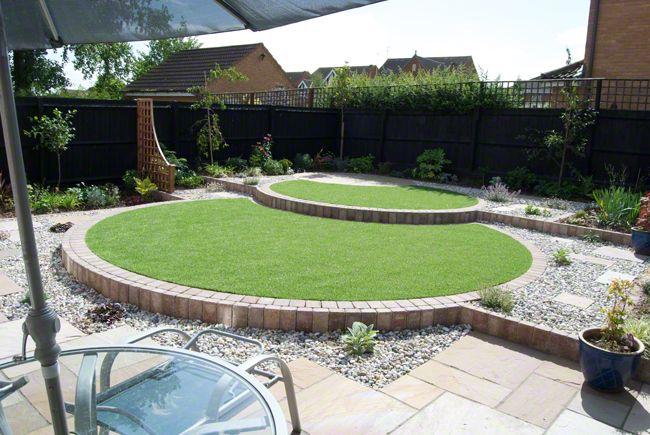 A Low Maintenance Garden Lush Garden Design Garden Design Plans Garden Design Low Maintenance Garden