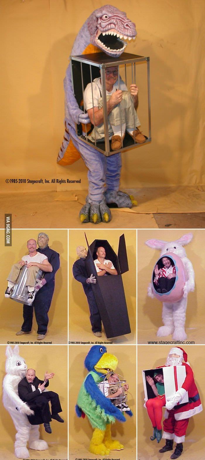 Coole Halloween Kostüme