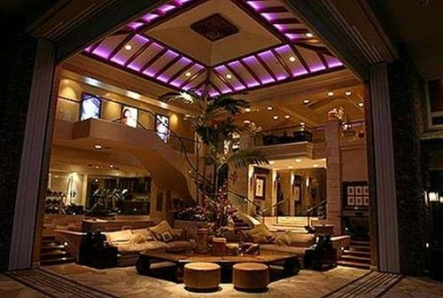 Tiger woods house google search family rooms 1 pinterest