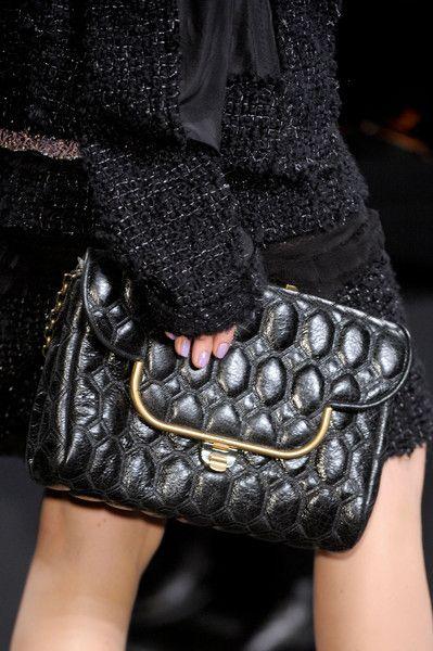 Nina Ricci Fall 2012 - Details