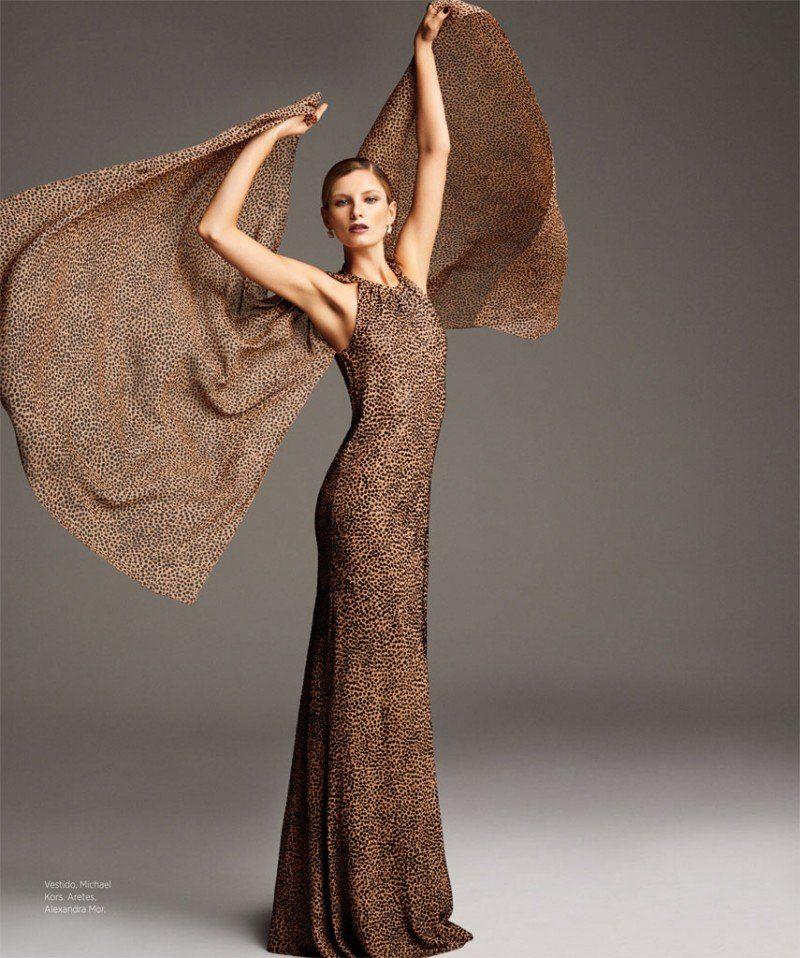 Ava-Smith in Harper's-Bazaar Latin America by Blossom-Berkofsky