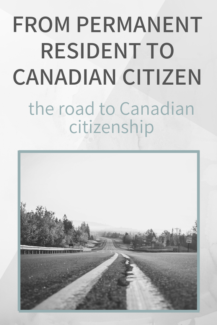 Permanent Resident To Canadian Citizen Interview With An