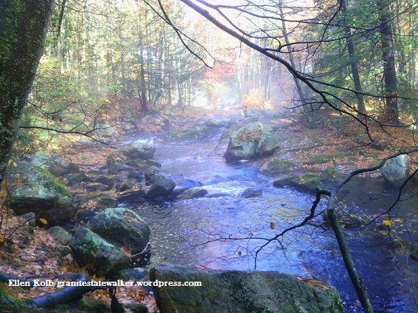 Baboosic Brook, NH