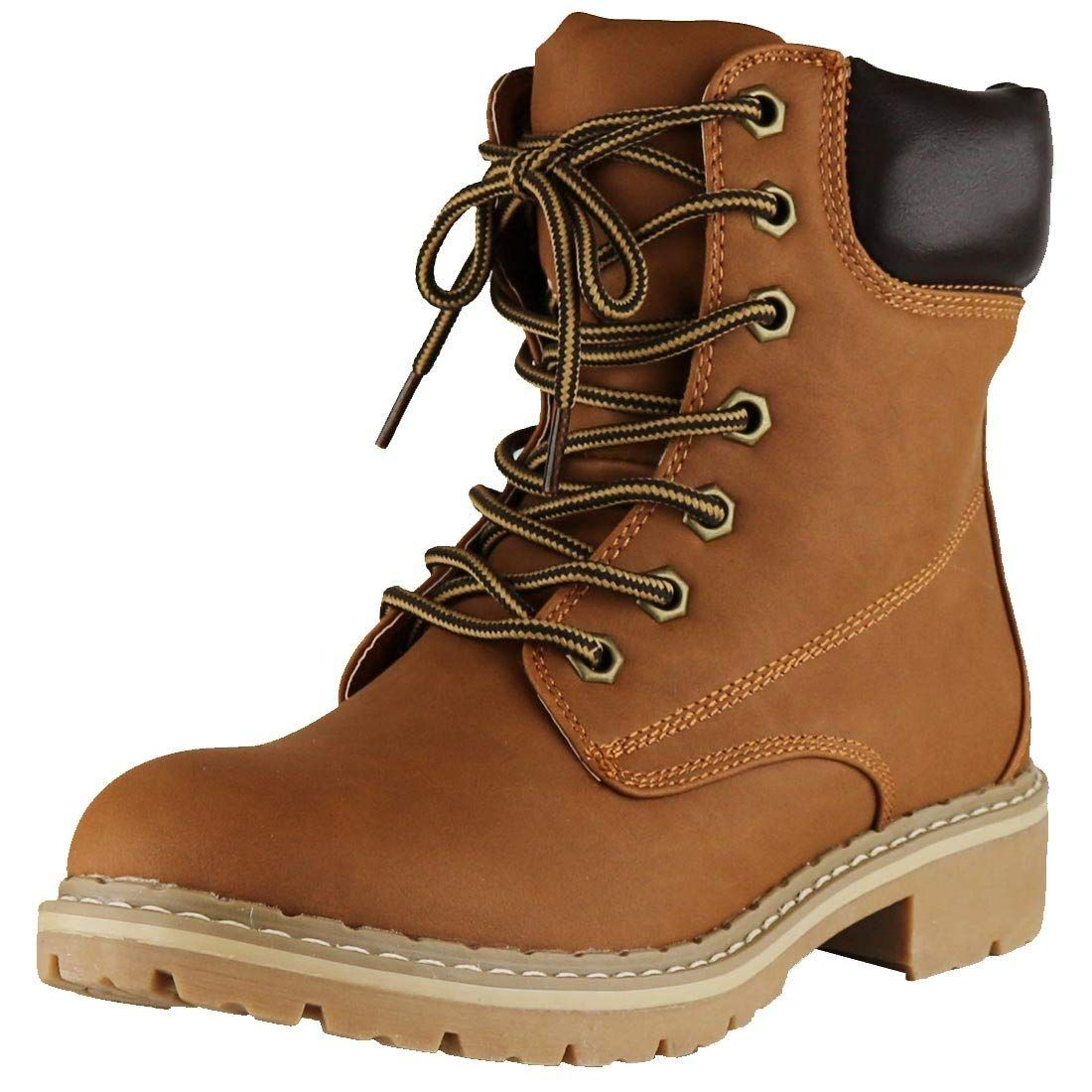 cb7d5f7c9ed Cambridge Select Women s Work Combat Military Mid Calf Lug Sole Boot --  Details can be found by clicking on the image. (This is an affiliate link)