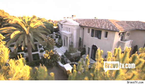 Real Housewife Heather Dubrow S Orange County Home Report Says