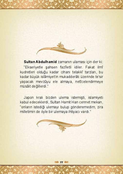 Galibi Vakıfları Türkiye - Hikmetli Sözler