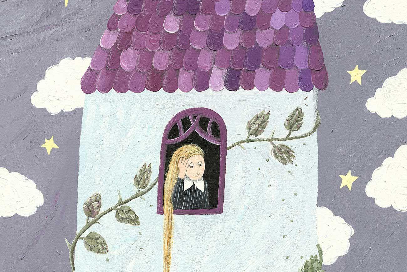 Rapunzel | Free Kids Stories Online | Kids stories online
