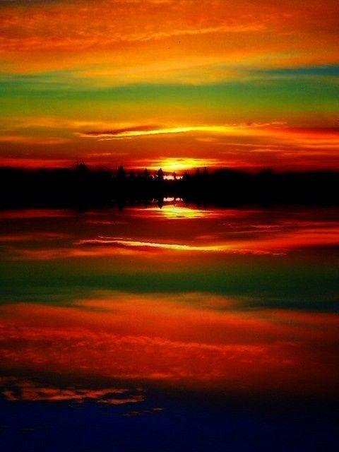 & Sunrises -Surreal Sunrise   - Sunsets & Sunrises -Sunrise   - Sunsets & Sunrises -Surreal Sunrise