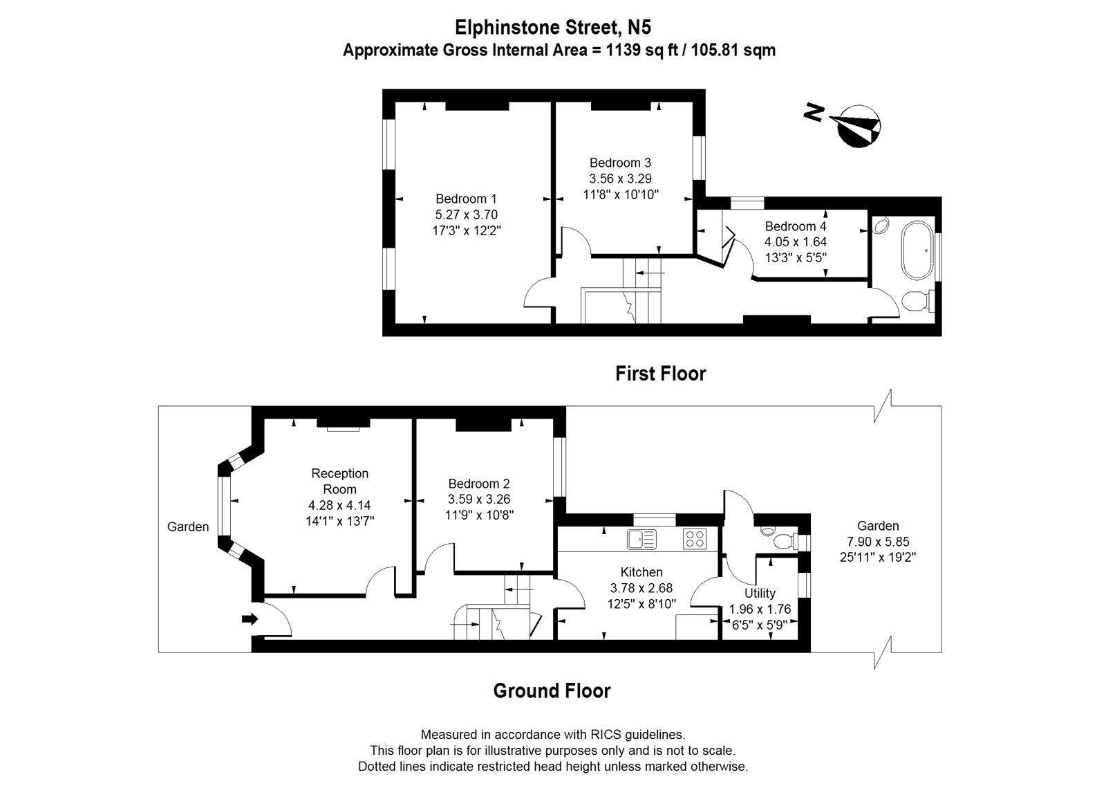 Savills | Elphinstone Street, Highbury, Islington, London, N5 1BS | Property to rent