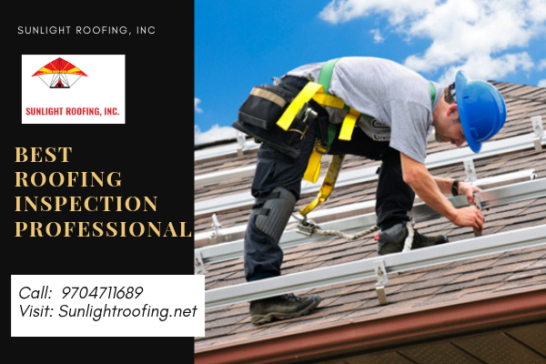 Best Roofing Inspection Professional Roof Repair Cool Roof Seamless Gutters