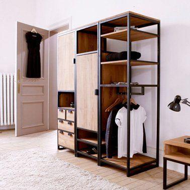 Dressing Pas Cher Pour Un Rangement Déco De La Chambre | Furniture