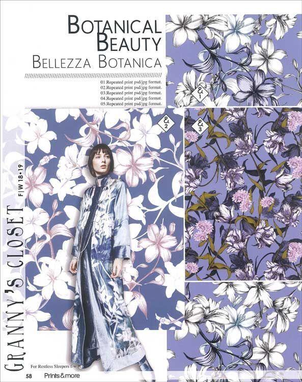Prints & More Trendbook A/W 2018/2019 | mode...information ...