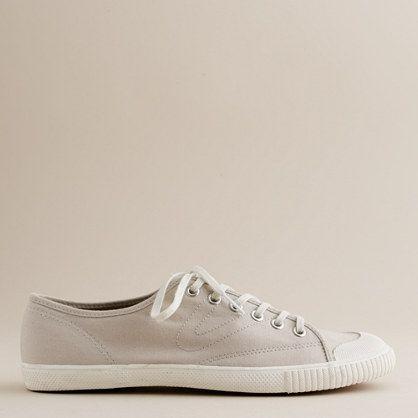 Tretorn® canvas T56 sneakers